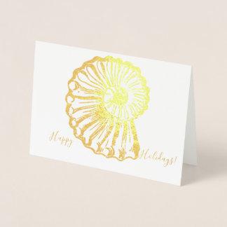 Nautilus Holiday Card