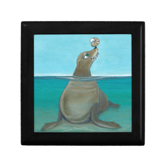 """Nautilus"" The Sea Lion Gift Box"