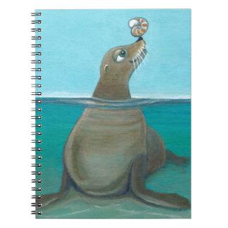 """Nautilus"" The Sea Lion Notebooks"