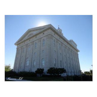 Nauvoo LDS Temple Postcard