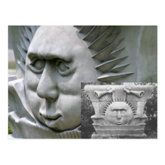 Nauvoo Masonry Postcard