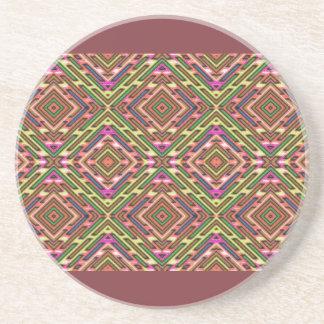 Navajo Beading Coaster