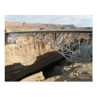 Navajo bridge card