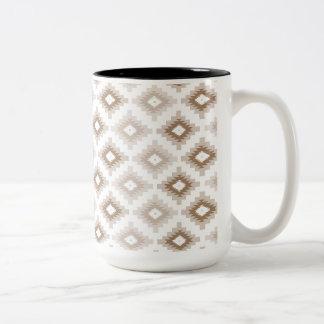 Navajo Brown Mugs