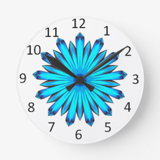 NAVAJO DESIGN CLOCK