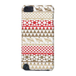 Navajo Geometric Aztec Andes Tribal Print Pattern iPod Touch 5G Case