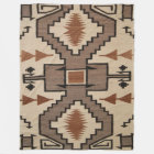 NAVAJO INDIAN (Simulated) Fleece Blankets