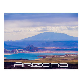 navajo mountain arizona postcard