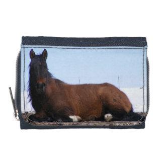 Navajo Mustang Wallet