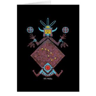 Navajo Mythology Card