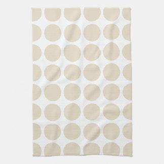 Navajo Neutral Dots Kitchen Towel
