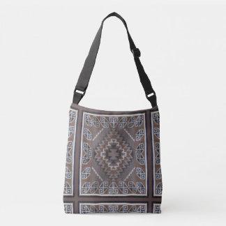 Navajo Pattern Crossbody Bag
