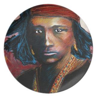 Navajo Plate