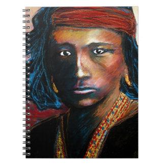 Navajo Spiral Notebook