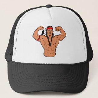 Navajo Warrior Hat