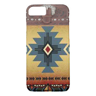 """Navajo"" Western iPhone 7 case"