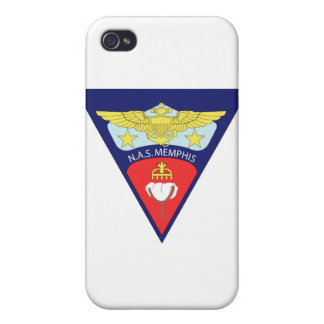 Naval Air Station - Memphis Covers For iPhone 4