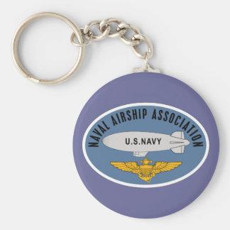 Naval Airship Association - Key Chain