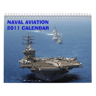 NAVAL AVIATION 2011 - Customized Wall Calendars