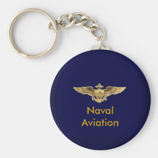 Naval Aviator Wings, NavalAviation Keychain