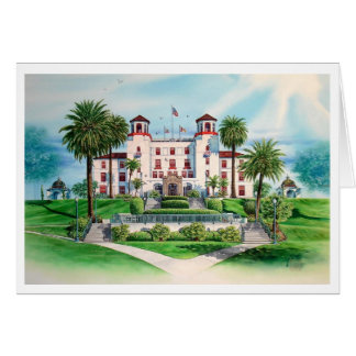 NAVAL HOSPITAL, SAN DIEGO, CALIFORNIA CARD