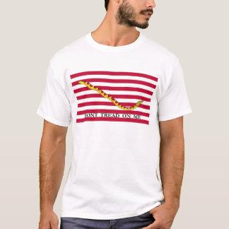 Naval Jack Don't tread on me T-Shirt