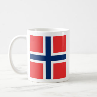 Naval Jack Norway, Norway Coffee Mug