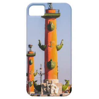 Naval Museum in Old Stock Exchange & Rostral Colum iPhone 5 Cover