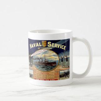 Naval Service of Canada Coffee Mug