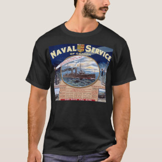 Naval Service of Canada T-Shirt