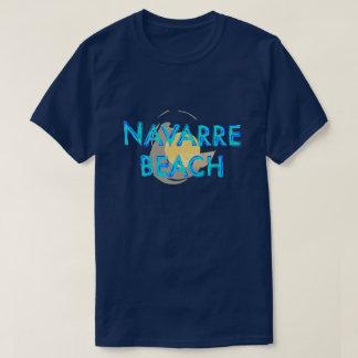 Navarre Beach Florida artsy design T-Shirt