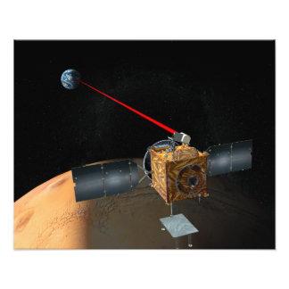 Navette spatiale 2 de télécommunication de Mars Photographies