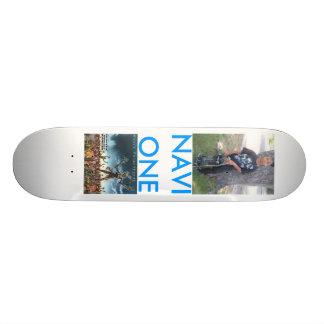 NAVI BLUE BOARD SKATE BOARD