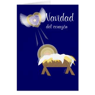 """""""Navidad Del Corazon"""" - customisé Carte De Vœux"""