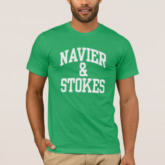 Navier & Stokes T-shirts