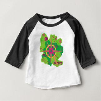 Navigation - green baby T-Shirt