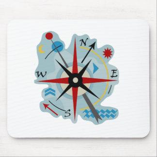 Navigation Mouse Pad