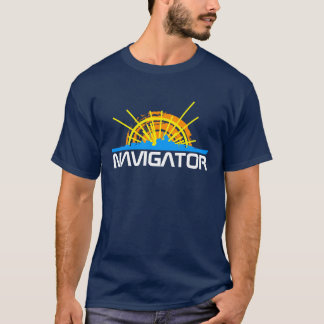 Navigator one-of-a-kind beautiful customizable T-Shirt
