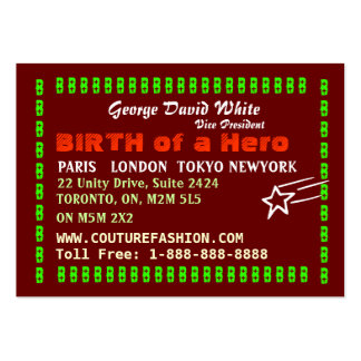 NAVIN JOSHI Collection Pack Of Chubby Business Cards