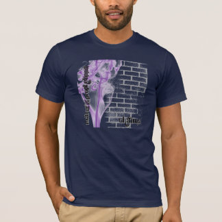 Navy Adult Chains Shirt