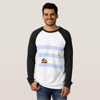 NAVY BLACK TEE-SHIRT/MARITIME BLACK T-Shirt