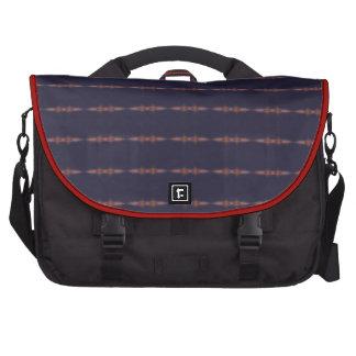 Navy Blue Commuter Laptop Bag