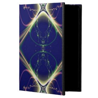 Navy Blue Diamond Design iPad Air Cover