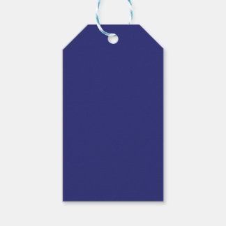 Navy Blue Gift Tags