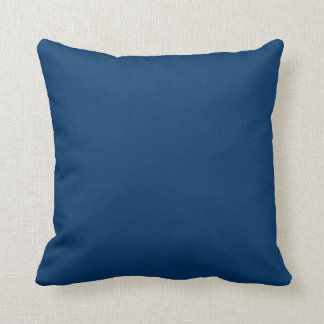 navy blue pillow