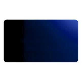 Navy Blue Unusual Visual Identifiers Biz Card Pack Of Standard Business Cards