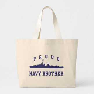 Navy Brother Bag