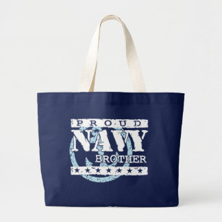 Navy Brother Bags