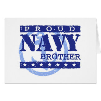 Navy Brother Cards