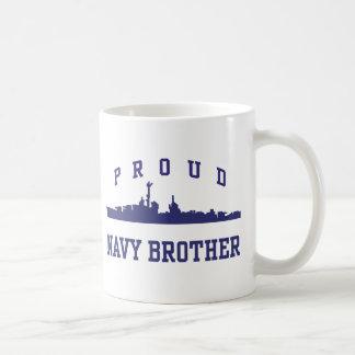 Navy Brother Coffee Mug